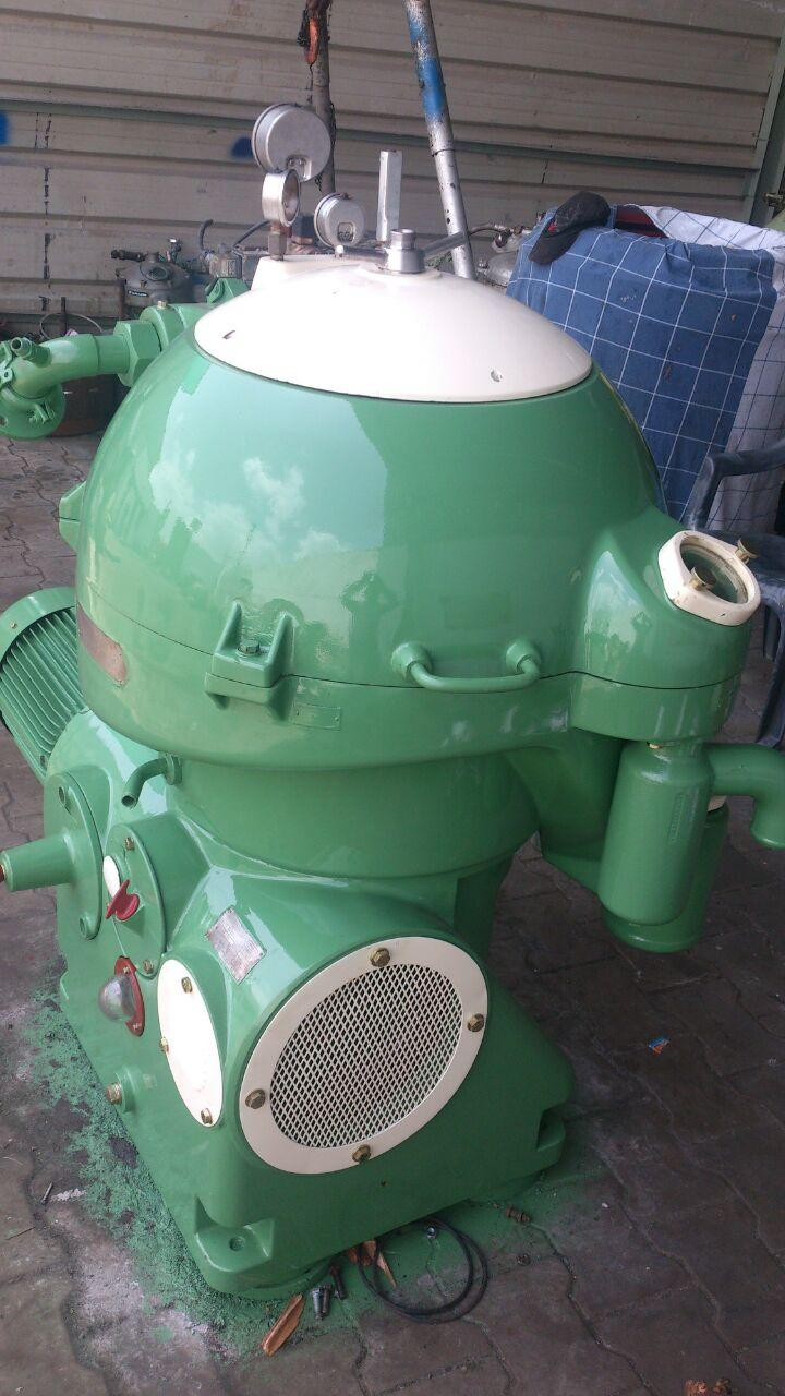 Oil Purifier And Separator
